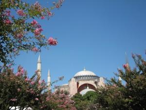 ②イスタンブールブルーモスク