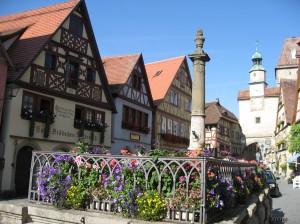 ④ドイツロマンチック街道