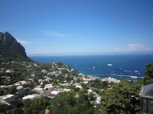 イタリアカプリ島⑧