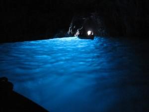 イタリア青の洞窟⑩