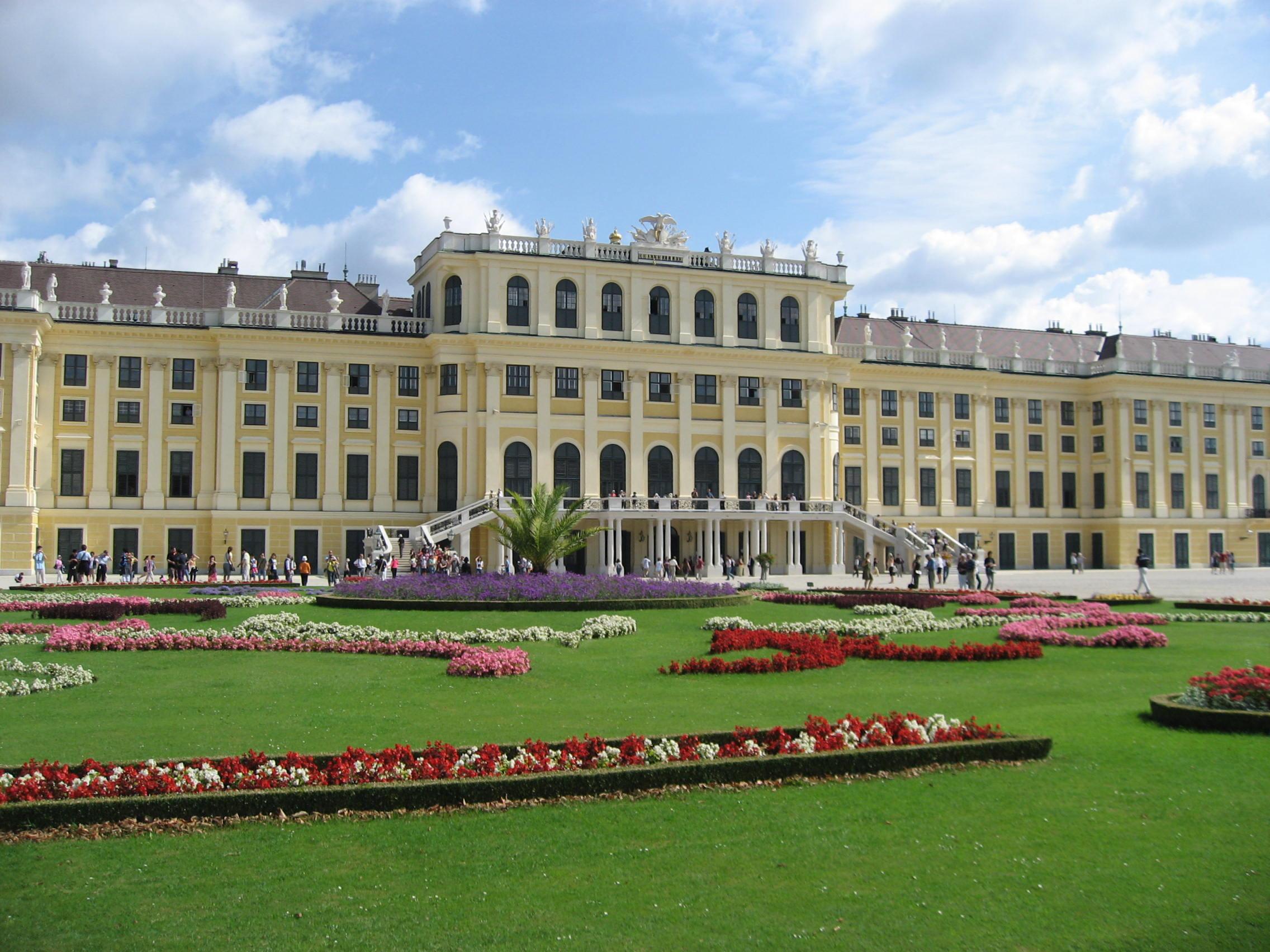シェーンブルン宮殿の画像 p1_28