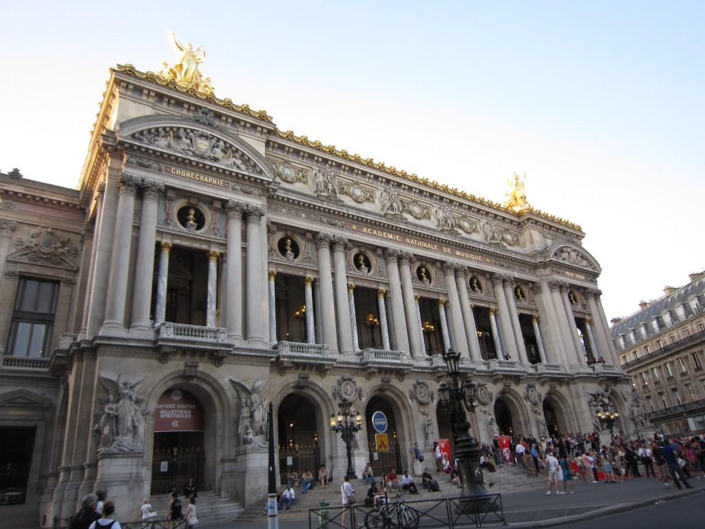 パリオペラ座⑥
