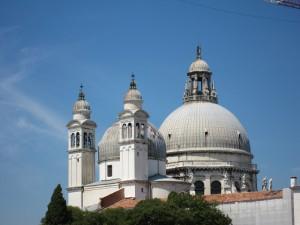 3ヴェネチア サンタマリア・デッラ・サル―テ教会