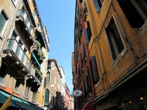 1-8ヴェネチアの家々