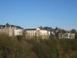 1-6ルクセンブルク ベトリュス渓谷から見た街並