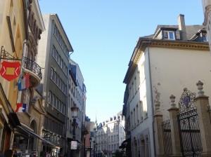 1-8ルクセンブルクの街並