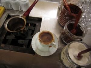 3-8トルココーヒー