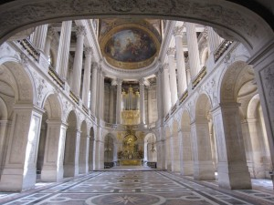 5-6ベルサイユ宮殿礼拝堂