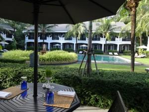 11-9カンボジアのリゾートホテル