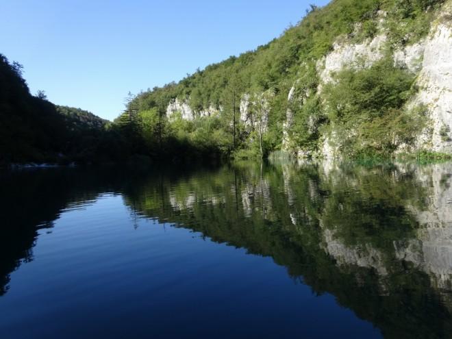 1-1プリットヴィッチェ湖