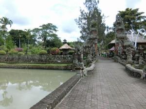 1-1バリ島 タマン・アユン寺院